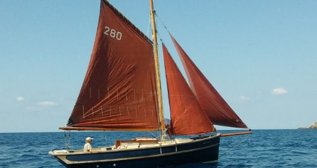 CORNISH CRABBER 24