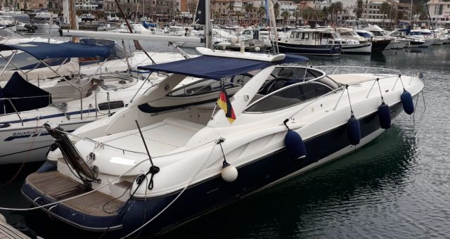 SUNSEEKER SUPERHAWK 48 MKII